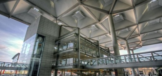 New Terminal Malaga Airport