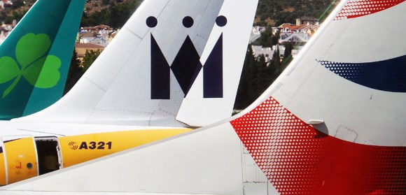 Airlines Malaga Airport