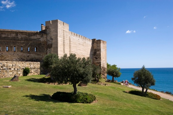Sohail Castle in Fuengirola