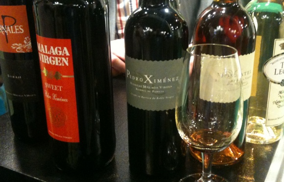 Málaga_Sweet_Virgen_wines