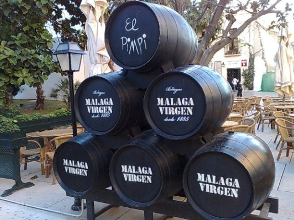 Malaga Wine  Traditions, Tours and Tasting -