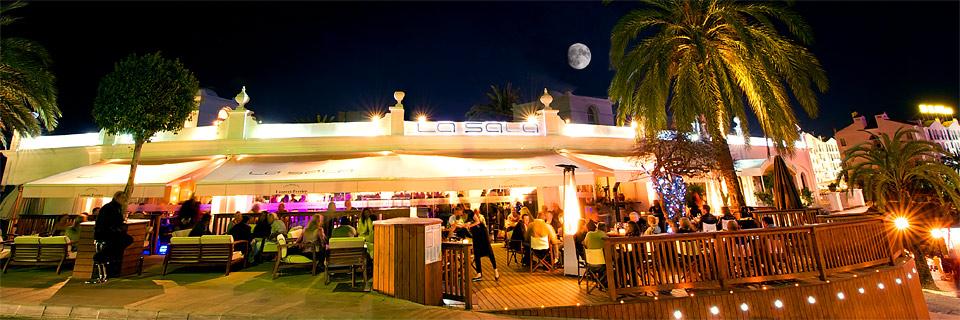 la sala bar restaurant