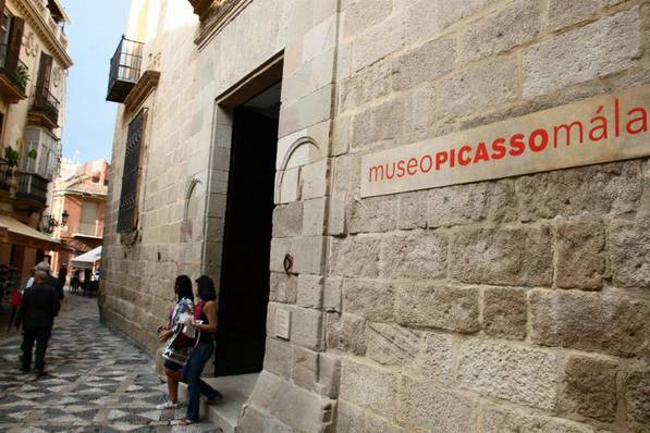picasso museo