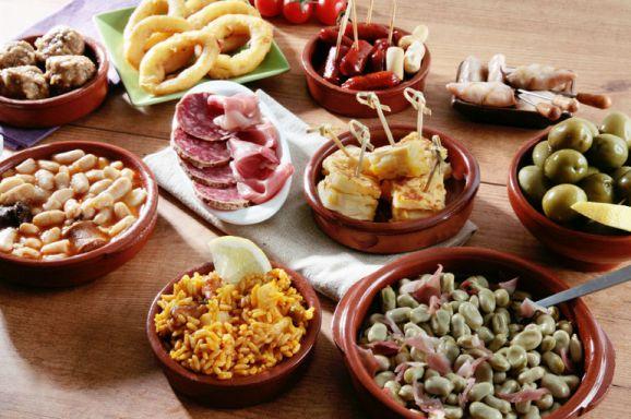 spanish tapas
