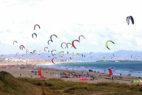 tarifa kite surfing