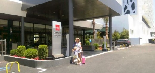 Riu Costa del Sol hotel entrance