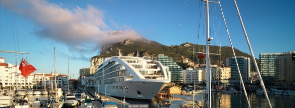 Sunborn Gibraltar - The 5 Star Super-yacht Hotel That's Redefining the Rock -