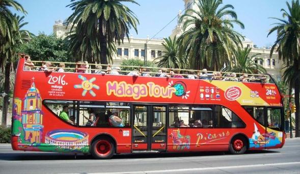 bus tour Malaga