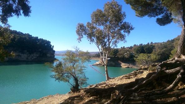 lake el Chorro