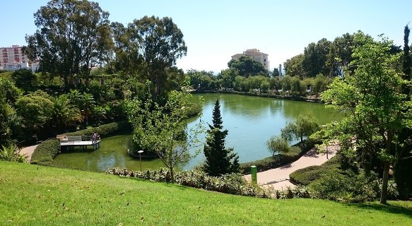 Paloma Parque Benalmadena